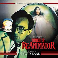 Bride of Re-Animator (Colonna Sonora) - CD Audio di Richard Band
