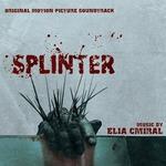 Cover CD Colonna sonora Splinter