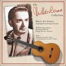 Collection. Musica per chitarra - CD Audio di Miklos Rozsa