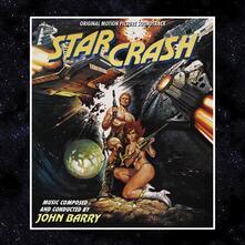 Starcrash (Colonna Sonora) - CD Audio