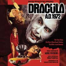 Dracula 1972 (Colonna Sonora) (Limited) - CD Audio