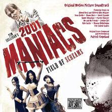 2001 Maniacs -Field of.. (Colonna Sonora) - CD Audio