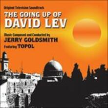 Going Up of David Lev (Colonna Sonora) - CD Audio