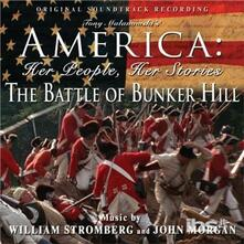 Battle of Bunker Hill (Colonna Sonora) - CD Audio