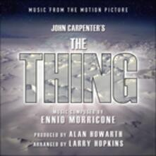 The Thing. Music from.. (Colonna Sonora) - CD Audio