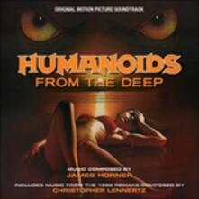 Humanoids from the Deep (Colonna Sonora) - CD Audio
