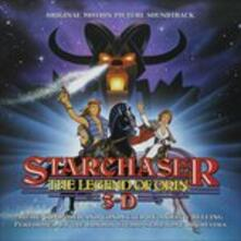 Starchaser. The Legend of Orin - CD Audio di Andrew Belling