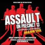 Cover CD Colonna sonora Assault on Precinct 13