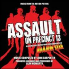 Assault on Precinct 13 (Colonna Sonora) - CD Audio di Alan Howarth