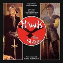 Hawk the Slayer (Colonna Sonora) - CD Audio