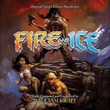 Fire and Ice (Colonna Sonora) - CD Audio