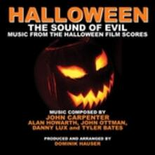 Halloween. The Sound of Evil (Colonna Sonora) - CD Audio
