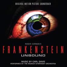 Frankenstein Unbound (Colonna Sonora) - CD Audio di Carl Davis