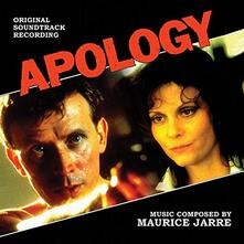 Apology (Colonna Sonora) - CD Audio di Maurice Jarre