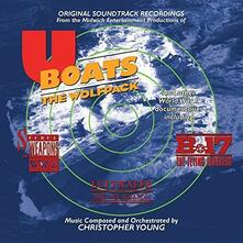 U-Boats. The Wolfpack (Colonna sonora) - CD Audio di Christopher Young