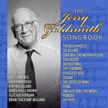 Jerry Goldsmith Songbook - CD Audio