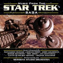 Music from the Star Trek Saga Vol 1 (Colonna Sonora) - CD Audio