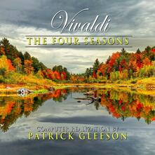 Vivaldi's the Four Seasons - CD Audio di Patrick Gleeson