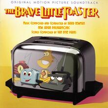 The Brave Little Toaster (Colonna Sonora) - CD Audio