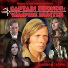 Captain Kronos. Vampire (Colonna Sonora) - CD Audio
