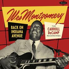 Back on Indiana Avenue - CD Audio di Wes Montgomery