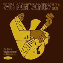 Wes's Best. The Best of Wes Montgomery on Resonance - CD Audio di Wes Montgomery