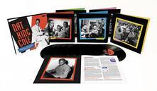 Hittin' the Ramp. The Early Years 1936-1943 (Vinyl Box Set) - Vinile LP di Nat King Cole