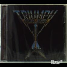 Allied Forces - CD Audio di Triumph