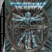 Thunder Seven - CD Audio di Triumph