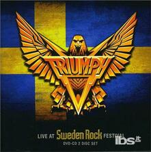 Live At Sweden Rock Festival - CD Audio di Triumph