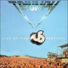 Live at the Us Festival - CD Audio di Triumph
