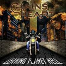 Leaving Planet Hell - CD Audio di Chainsheart