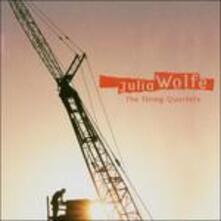 String Quartets - CD Audio di Julia Wolfe
