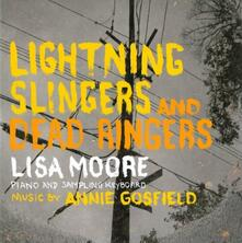 Lightning Slingers and Dead Ringers - CD Audio di Annie Gosfield