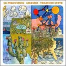 Treasure State - CD Audio di So Percussion
