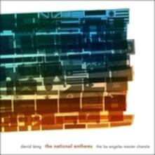 The National Anthems - CD Audio di David Lang