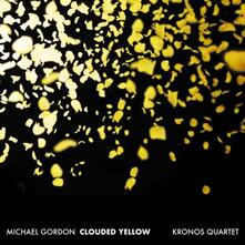 Clouded Yellow (Digipack) - CD Audio di Kronos Quartet,Michael Gordon