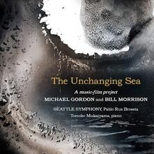 The Unchanging Sea, Beijing Harmony - CD Audio di Michael Gordon