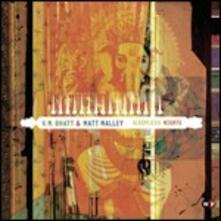 Slepless Nights - CD Audio di Vishwa Mohan Bhatt,Matt Malley