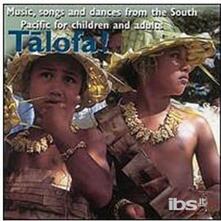 Talofa! Music, Songs And - CD Audio