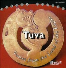 Voices from the Land - CD Audio di Tuva