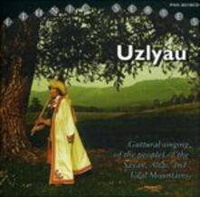 Uzlyau-Guttural Singing - CD Audio