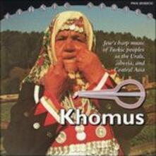 Khomus - CD Audio