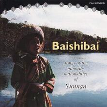 Baishibai-Songs of The - CD Audio