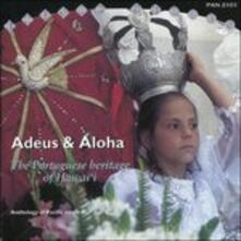 Aeus & Aloha - CD Audio