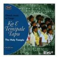 Ko & Temipale Tapu - CD Audio