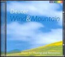 Wind & Mountain - CD Audio di Deuter