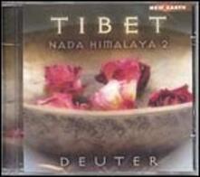 Tibet. Nada Himalaya 2 - CD Audio di Deuter