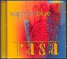 Saffron Blue - CD Audio di Rasa