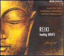Reiki Healing Waves - CD Audio di Parijat